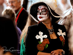 Day of the Dead 2016 33 (part 1) (Ruben Gusman Photography) Tags: thenelsonatkinsmuseumofart mariachis diadelosmuertos dayofthedeadskulls skeletons death donquioto kansascity