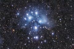 M45 - Plejaden (Pwsasus62) Tags: m45 m45plejaden plejaden mzero avalon esprit 80 canon 60d mgen