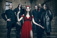 SUDDENLASH (Nat Mora Domingo -Enmede-) Tags: suddenlash tarja tarjaturunen nightwish metalsinfonico metal soundtrack tour promo natenemede canon reddress dark gothic band grupo