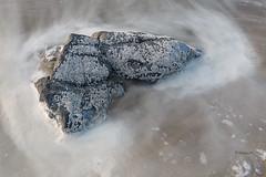 on a beach (rainbow wasabi) Tags: rock beach waves oregon coast pacific northwest usa america nature seascape landscape