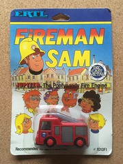 ERTL - Fireman Sam - Jupiter 999 - The Pontypandy Fire Engine (firehouse.ie) Tags: tender models toys television tvtoy tvcharacter 1013fi 1988 vintage series animated cartoon program tvrelated tv heronextdoor bedford pumpladder pump rescue services emergency model scale miniature metal diecast wales pontypandy jupiter999 999 jupiter vehicule vehicle apparatus appliance truck engine brihade fire firemansam sam fireman ertl