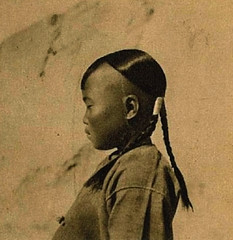 Chinese Girl (~ Lone Wadi Archives ~) Tags: china chinese asia asian portrait mysterious unknown retro