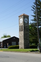 Library Clock Tower (SpeedyJR) Tags: tower illinois clocktower atlantaillinois atlantail speedyjr