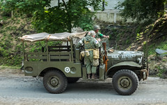 Dodge WC51 (The Adventurous Eye) Tags: dodge wc 51 wc51 liberation osvobozen 1945 teb borovina historical action military reenactment reenactors ww2 world war two wwii