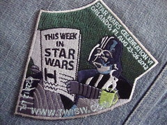 Patch #11 (THEREALGINGERPRINCE) Tags: one this star orlando time florida celebration darth week wars vader patch patches vi