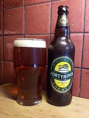 Ringwood Brewery - Forty Niner (UKSampler) Tags: beer ale lager flickrandroidapp:filter=none