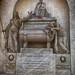 Empty tomb of Dante Alighieri