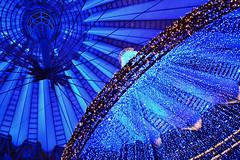 Uplink (Alonso Reyes) Tags: christmas winter berlin night germany deutschland platz sony potsdamer center alemania helmut brandenburg jahn berln