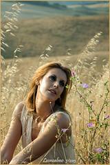 Barbara - Saline di Volterra (leon.calmo) Tags: canon barbara toscana colline grano eos50d salinedivolterra leoncalmo