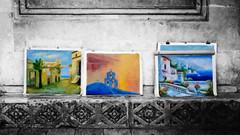 Sibenik - paints (fivik) Tags: world heritage nikon croatia selective sibenik 2013 d5100