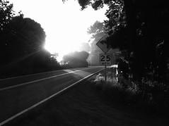 25 (pat.netwalk) Tags: california light blackandwhite bw highway 25 slowdown copyrightbypatwwwnetwalkch
