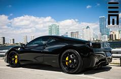 Exclusive Motoring Ferrari 458 Italia (Exclusive Motoring) Tags: photography miami ferrari exotic neice worldwide raymond custom luxury exclusive motoring 458