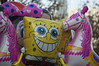 365 - 318 - Globos en fiestas (Fernando Soguero) Tags: project nikon balloon 365 globos spongebobsquarepants helio bobesponja hellium d5000