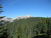 Moose Mountain Hike - 3 Moose Mountain ahead (benlarhome) Tags: mountain canada mountains nature montagne trekking trek kananaskis rockies hiking hike trail alberta rockymountain hiker gebirge brokeback moosemountain