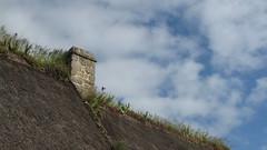 Kerganig  Kercanic (lstr  clonn) Tags: house bretagne breizh britanny maison thatched reetdach strohdach chaumire chaumires kerascot tisoul bretagne2013 tiplouz