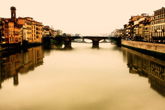 (alliance1) Tags: italy color river florence tuscany toned whynot 24105mm 40d