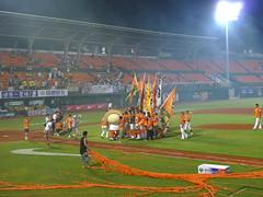 P1000749 (celeste_mer) Tags: 棒球 台南棒球場 2009年