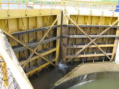Erie Canal at Lock 7 (suntrana3) Tags: canal lock dam erie