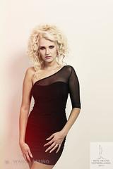 Black Dress (Wanda Abbing Photography) Tags: portrait black fashion 35mm canon photography wanda dress f14 sigma collection 35 taboo 6d 35mmf14 alienskin 2013 35f14 abbing exposure5 canon6d missgrand