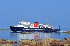 Calmac Ferry MV Isle OF Arran, Departing Ardrossan,    All rights are reserved, please do not use my photos without my permission (Time Out Images) Tags: scotland clyde north isle calmac arran firth ayrshire ardrossan of