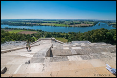 """Blick von der Walhalla über die Donau • <a style=""""font-size:0.8em;"""" href=""""http://www.flickr.com/photos/58574596@N06/9981598856/"""" target=""""_blank"""">View on Flickr</a>"""