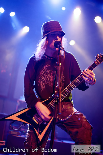 Children Of Bodom@TRIX 04102013