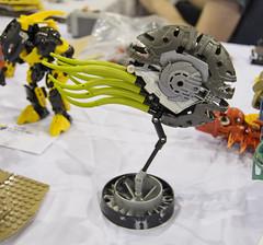 BRICKFAIR108 (dviddy) Tags: kevin factory lego system va convention hero fusion bionicle moc hinkle 2013 bzpower brickfair