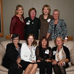 "<b>1973 #9</b><br/> Front Row: Joyce (Hildenbrand) Turnbull-Reynolds, Debra Rosheim Geske, Stephanie (Hanson) Koch, Mary Anne (Rollefson) Miller. Back Row: Diane (Olsen) McGuire, Kari Berg, Ruth Ann Hjelle, Linda Wangsness. <a href=""http://farm6.static.flickr.com/5484/10440378465_9e5ff84f34_o.jpg"" title=""High res"">∝</a>"