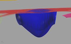 Curvature of the canopy (Hugh Dutton Associs) Tags: geometry script computation 126 iterative hdaparis