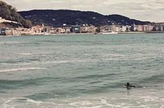 Wet Boy (jartana) Tags: sea mar seaside surf sansebastian euskadi paisvasco donostia cantabrico