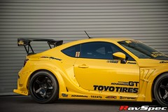 "RavSpec BRZ Wide Body For SEMA 2013 • <a style=""font-size:0.8em;"" href=""http://www.flickr.com/photos/64399356@N08/10679343795/"" target=""_blank"">View on Flickr</a>"