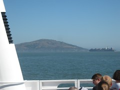 """Heading to Alcatraz • <a style=""""font-size:0.8em;"""" href=""""http://www.flickr.com/photos/109120354@N07/11042818076/"""" target=""""_blank"""">View on Flickr</a>"""