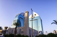 Al-Anoud Towers, Riyadh (Sarfraz Abbasi [1.5 million views, Thanks]) Tags: nikon towers tokina saudi arabia riyadh ksa olaya anoud 1116mm alanoud d7000