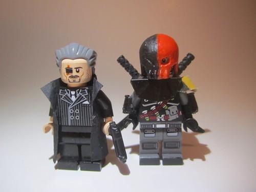 Lego Deathstroke From ...