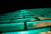 millennium monolith (Christian Collins) Tags: chicago illinois millenniumpark michiganavenue crownfountain lighttower glassblock canonefs1855 canont2i
