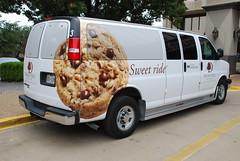 Doubletree Van (So Cal Metro) Tags: chevrolet hotel dallas inn cookie motel lodge chevy shuttle express van galleria farmersbranch doubletree shuttlebus courtesybus