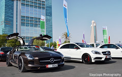 Group63. (Slayclops) Tags: mercedes benz 1 dubai group grand 63 parade gt edition a45 sls amg slayclops