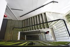 you can go your own way (keith midson) Tags: stairs walking spiral person stair university geometry steps stairwell staircase tasmania hobart utas universityoftasmania