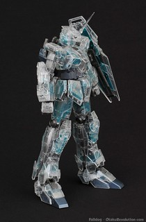 MG Clear Full Armor Unicorn - Snap Fit 21 by Judson Weinsheimer