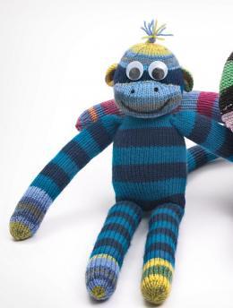 Fritz & Hans Monkey