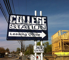 Pylon Sign | Signarama Willow Grove, PA | College Station