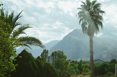 (Nadya Mars) Tags: autumn sea mountains fall palms trkiye september antalya themediterranean themediterraneansea nikond5100