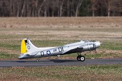 RDRC New Years Fly In (John. Romero) Tags: radio plane canon airplane photography flying photo airport durham control aircraft aviation air raleigh b17 planes remote tamron fortress rc flyin rdrc