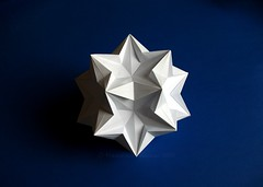 Starz (mancinerie) Tags: origami paperfolding modularorigami francescomancini mancinerie