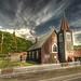 Google Street View - Pan-American Trek - Historic St. Stephen's Anglican Church (Telkwa)