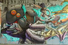 remake mos  2013 (Pixeljuice23) Tags: streetart graffiti meeting styles mainz friendlyfire 2013 pixeljuice meetingofstyles2013