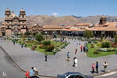 Cusco, Peru IMG_5123 (lycheng99) Tags: park travel people mountains peru southamerica architecture square downtown cusco mygearandme mygearandmepremium mygearandmebronze mygearandmesilver