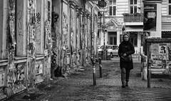 Woman, Streetart