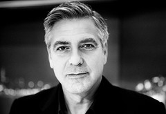 #Paris #GeorgeClooney in front of my camera (nikosaliagas) Tags: