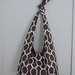 Crossbody Sling Bag - knotted